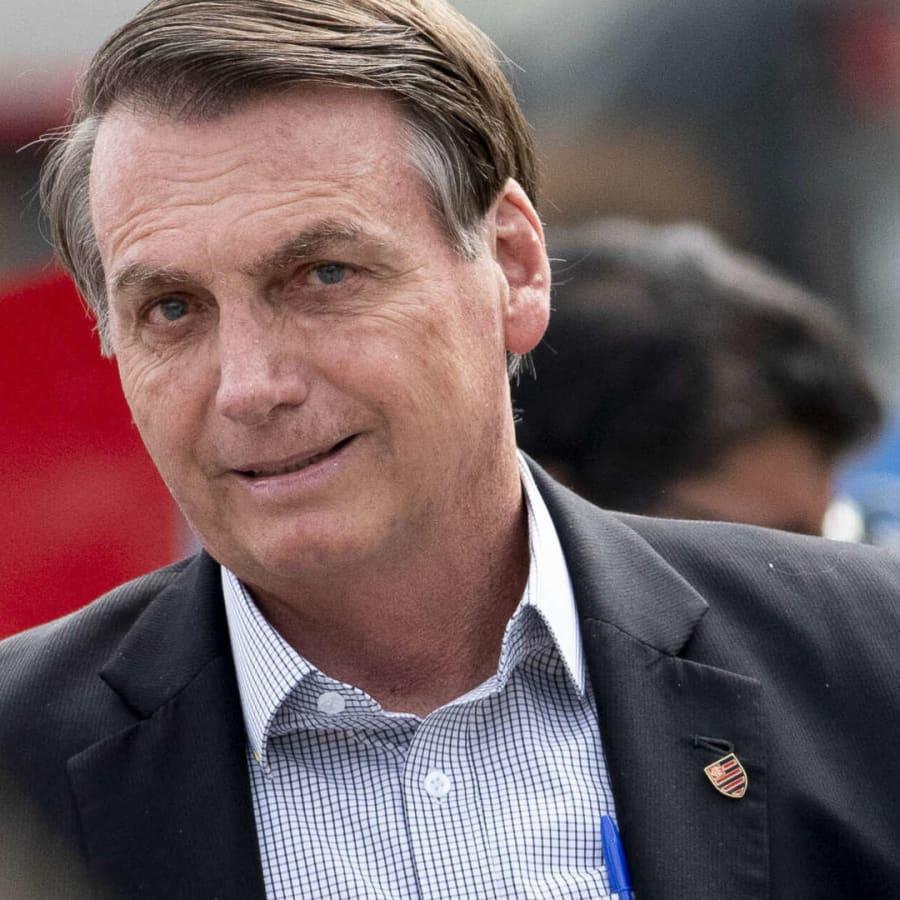 Bolsonaro kan åtalas för massmord under coronapandemin