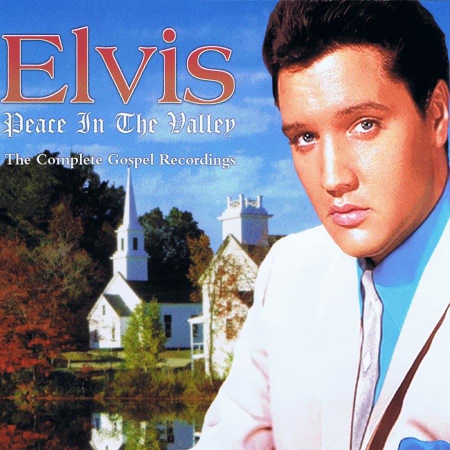 Elvis + gospel = sant