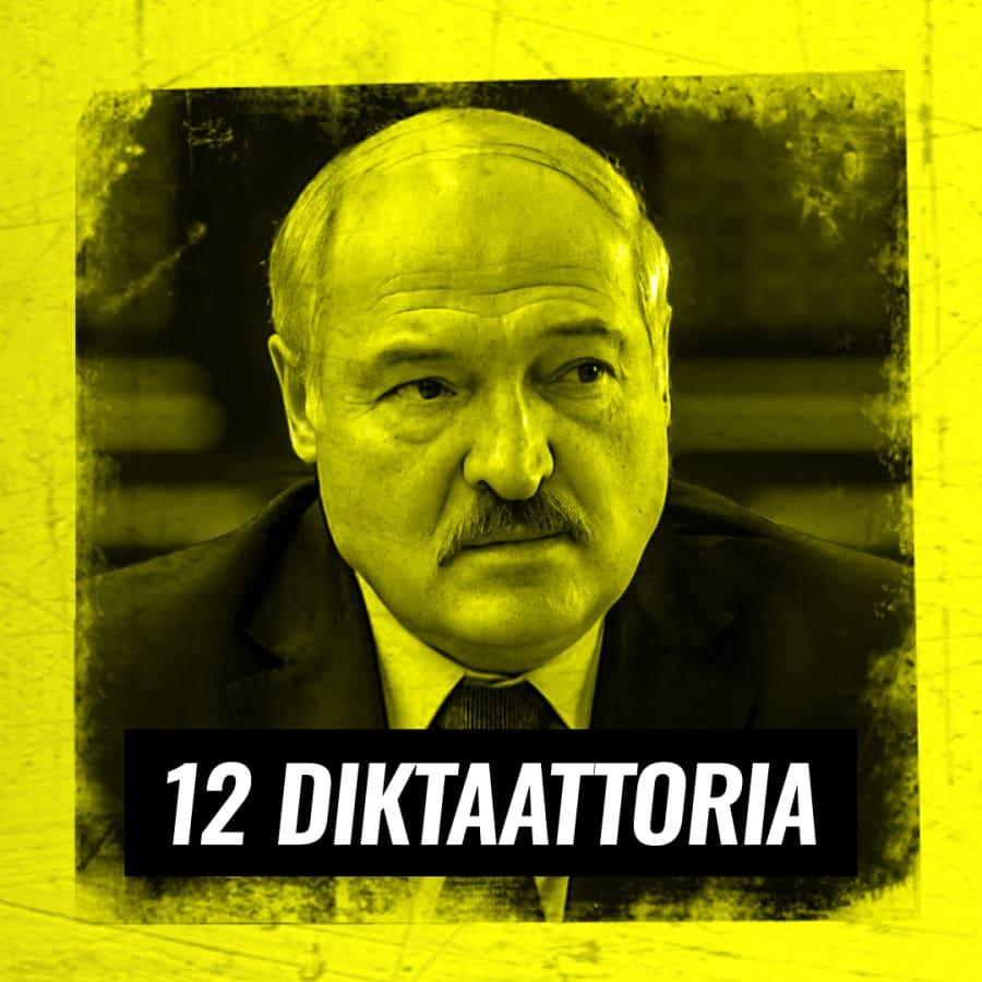 Backa - Presidentti Aljaksandr Lukashenka