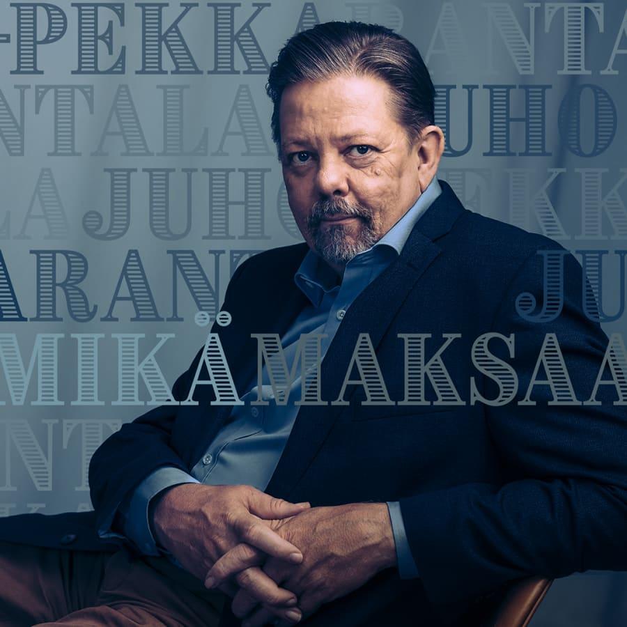 Mika Maliranta ja luova tuho