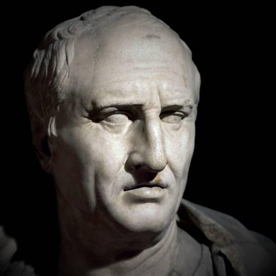 Ciceron suomennetut kirjeet kertovat ihmisestä, poliitikosta ja antiikin Rooman valtataisteluista