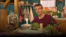 Riku ja Rami keittiössä