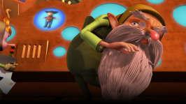 Hur kapten Krok stal julen