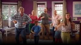 Avsnitt 4: Kasper och Petra lär sej dansa