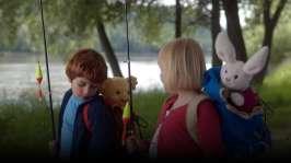 Avsnitt 6: Kasper och Petra på fisketur
