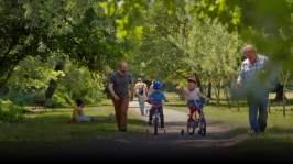 Avsnitt 9: Kasper och Petra på cykeltur