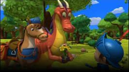 Riddaren Micke och den magiska vasen