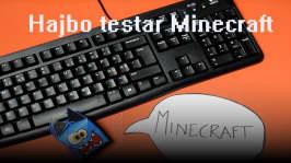 Hajbo testar: Minecraft