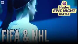 Hajbo Epic Night Battle 2016: HENB 9 - FIFA- och NHL-turneringar