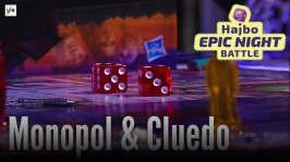 Hajbo Epic Night Battle 2016: HENB 10 - Finaler i Monopol och Cluedo