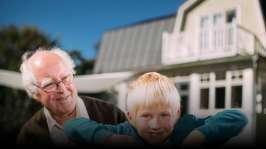 Kevin ja Isoisä