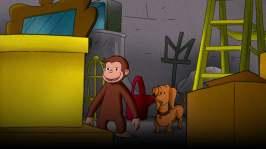 Koiranen och ljudet från källaren / Säg godnatt, Nicke