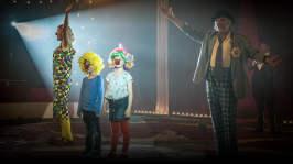 Avsnitt 10: Kasper och Petra på cirkus