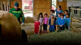 Avsnitt 13: Kasper och Petra på bondgården