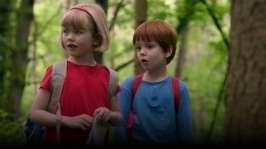 Avsnitt 17: Kasper och Petra i skogen