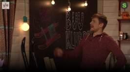 BUU-Staffan: Staffan bygger en kälke