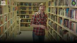 BUU-Staffan: Hur ska man bete sig på biblioteket?