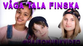 Hajbolåten 2017: Hajbo musikvideo: Våga tala finska
