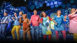 Lilla Tvåans barnkonsert: Sluta inte leka