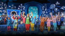 Lilla Tvåans barnkonsert: Lekfullt på riktigt