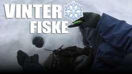 Hajbo testar: Fiske: Vinterfiske