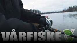 Hajbo testar: Fiske: Vårfiske