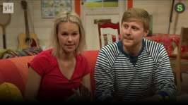 BUU-Malin: Malin och Staffan leker gissa-leken