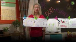 BUU-Malin: Malin berättar en teckningssaga