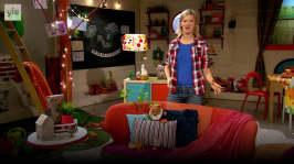 BUU-Lisa: Lisa gör fyrkantiga djur!