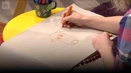 BUU-Lisa: Lisa gör en bilderbok
