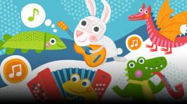 100 lastenlaulua