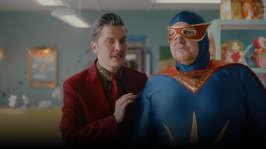 Avsnitt 2: Superhjälten