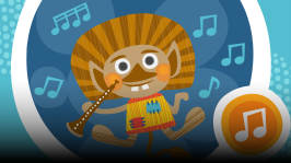 100 lastenlaulua: Pikku Papun Orkesteri: Mörri-Möykky tanssii