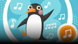 100 lastenlaulua: Ryhmä X: Pingviinitanssi