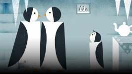 Pingvinen som frös