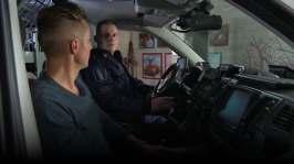 BUU-Jontti: Så ser polisbilen ut!