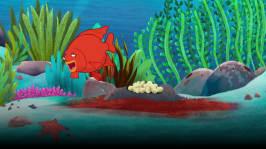 Garibaldifisken