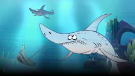 Avsnitt 28: Hajen