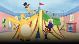 Monsterdalens cirkus