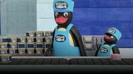 Pingu i konservfabriken