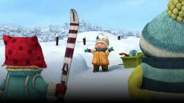 Snödinosaurier