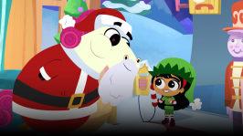 Jultomtens hjälpredor