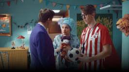 Avsnitt 2: Fotbollsspelaren