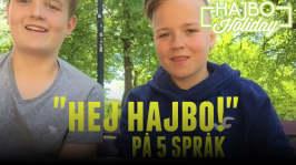 Avsnitt 23: Hej Hajbo!