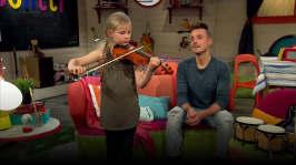Lydias fiolkonsert!