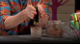 Att göra en kakaoblandare
