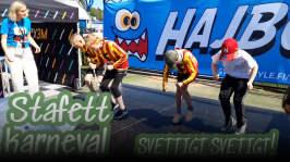 Hajbo på Stafettkarnevalen 2019