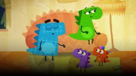 Dinosaurien Ricky