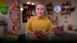 Malin vill lära sig jonglera del 1