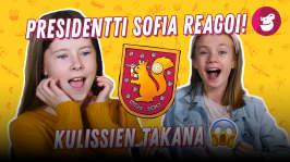 Reaktionsutmaning: President Sofias My day